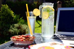 dzień 8. ze #100happydays - praca w ogrodzie!