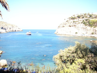 Rodos - Anthony Quinn Bay